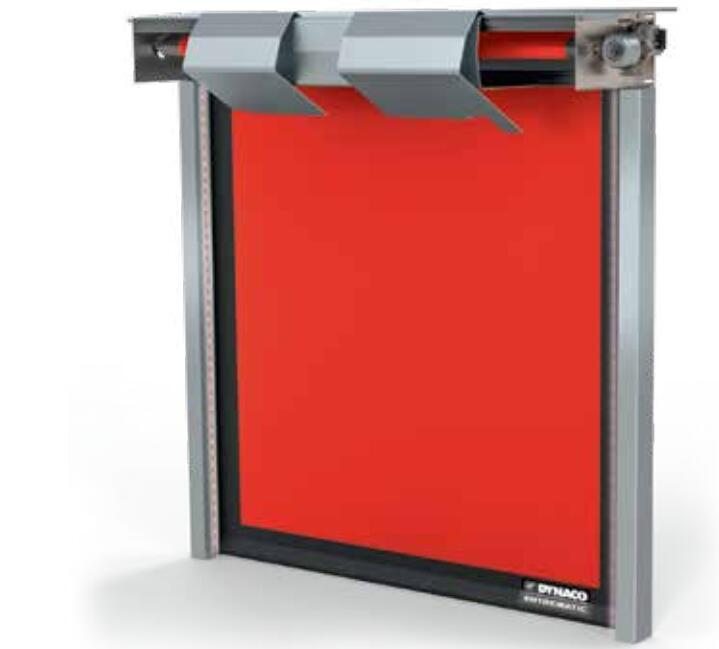 D631 new generation high-speed door